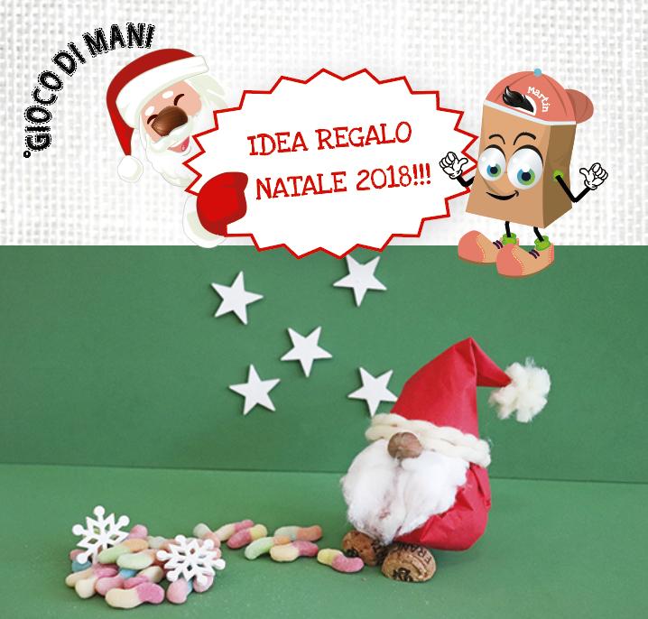 IDEA REGALO DICEMBRE 2018