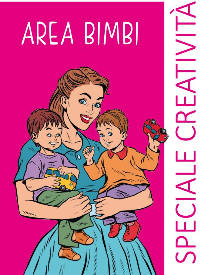 AREA BIMBI – FESTA DELL'UVA 2019